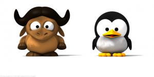 GNU und Linux von Itsmine Lizenz: GNU/GPL