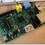 Der Raspberry Pi.