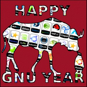 Happy GNU Year :)
