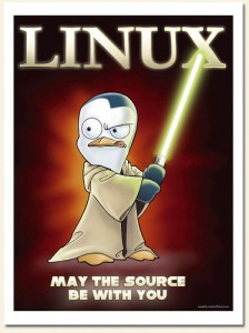 May the source be with you ...